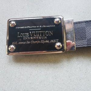 Mens Louis Vuitton Belt Never Worn